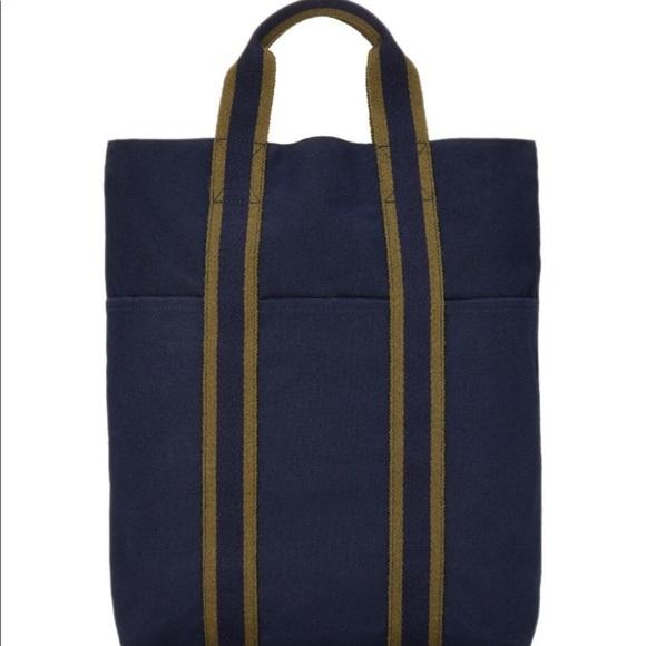 de4c6743cd4e Hermes Handbags - Hermès vintage Fourre Tout Cabas canvas tote bag